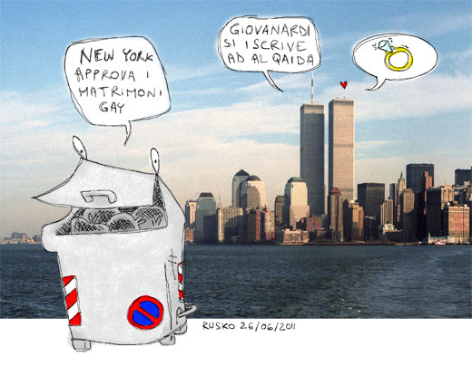 Risko e New York